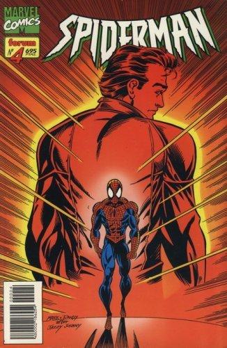 Spiderman nº 4: Guárdate de la ira de un hombre desesperado (Spiderman Forum Vol. II, #4)  by  Howard Mackie