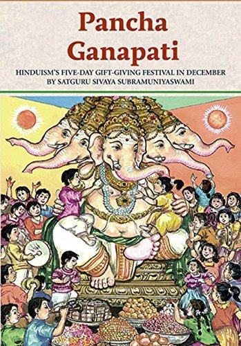 Pancha Ganapati: An alternative for Christmas was conceived and put into action  by  Satguru Sivaya Subramuniyaswami