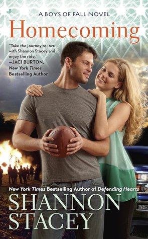 Homecoming (Boys of Fall, #3) Shannon Stacey