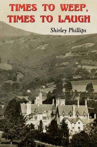 Times To Weep, Times To Laugh Shirley Phillips