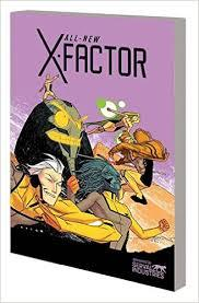Nuevo X-Factor: Axis  (X-Factor Héroes Marvel, Tomo 10) Peter David