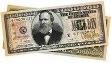 Tract-Million Dollar Bill (20 Pack) Comfort Ray
