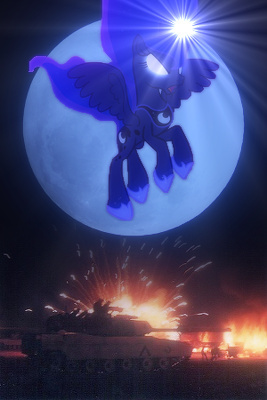 The Goddess Encounter  by  MoonriseUnicorn