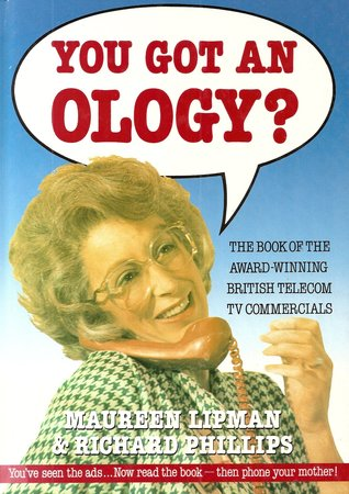 You Got An Ology?  by  Maureen Lipman