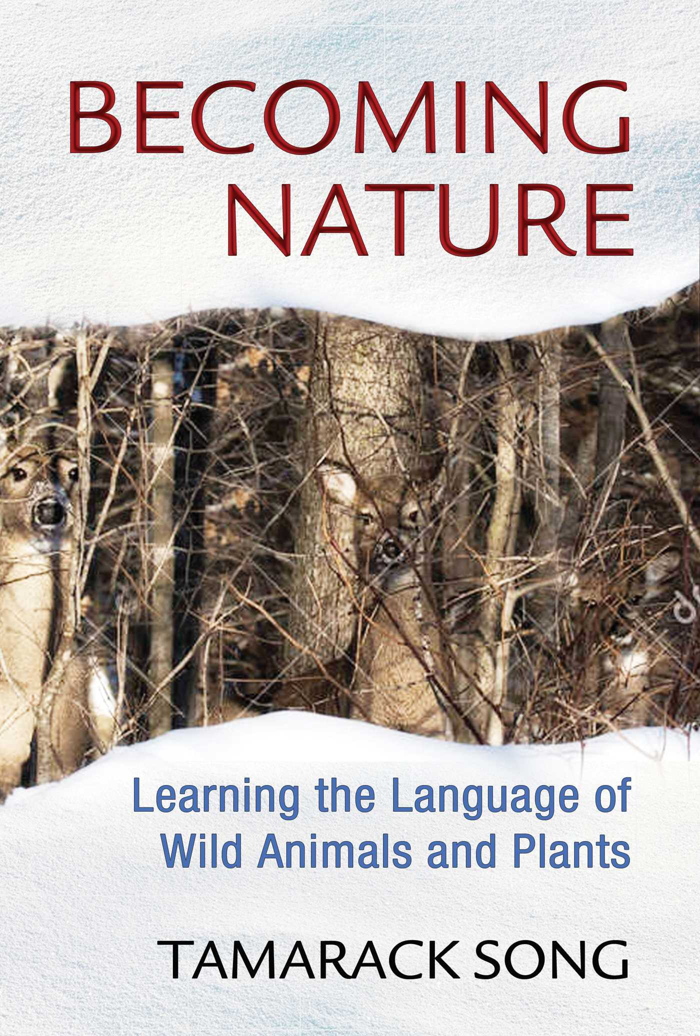 Becoming Nature: Learning the Language of Wild Animals and Plants Tamarack Song