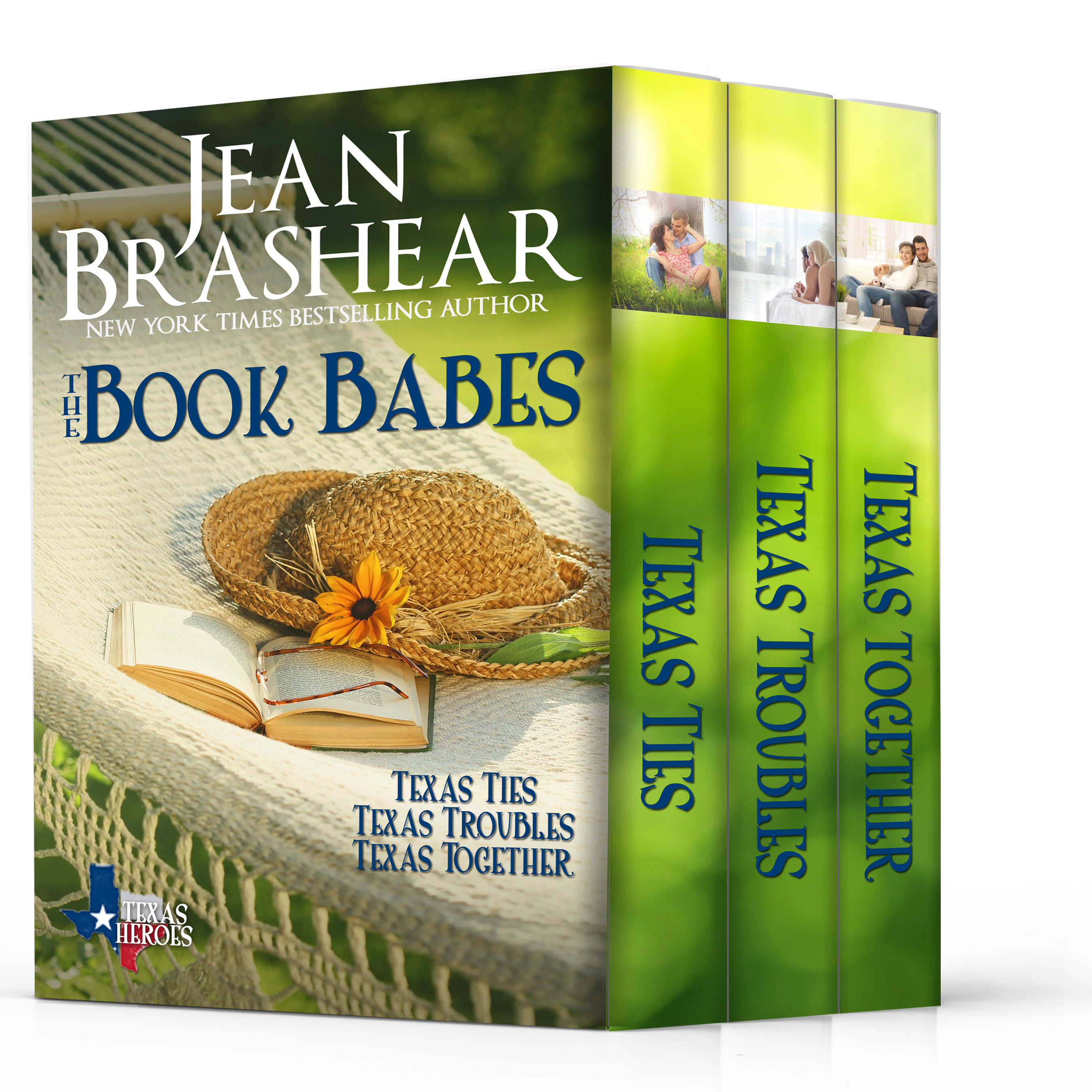 The Book Babes Boxed Set  by  Jean Brashear