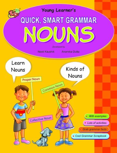 Nouns  by  Anamika Datta