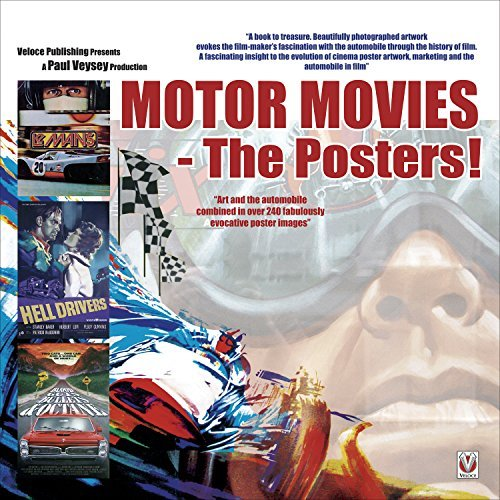 Motor Movies - The Posters!  by  Paul Veysey