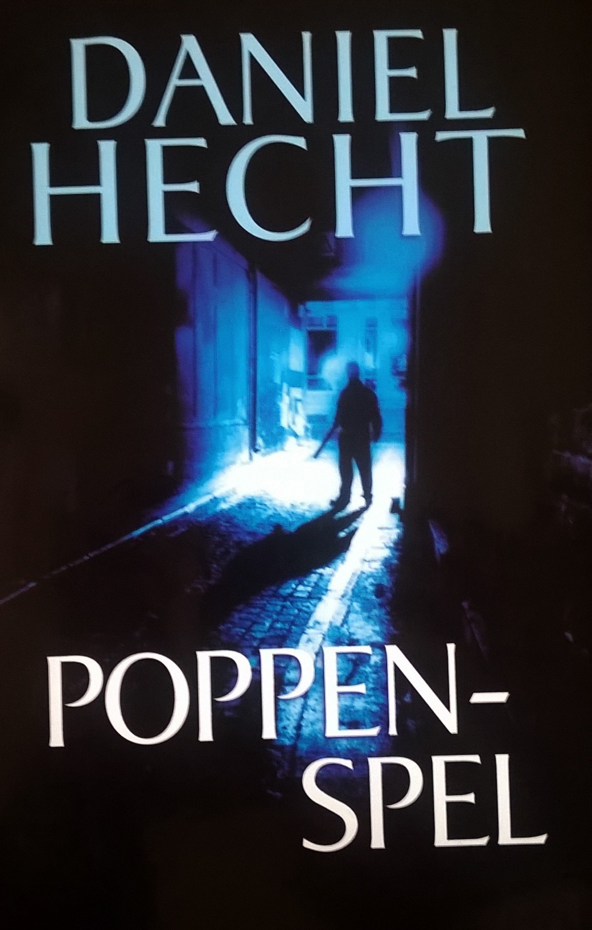 Poppenspel  by  Daniel Hecht