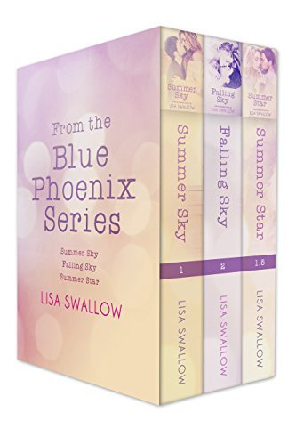 Blue Phoenix Series Box Set  by  Lisa  Swallow