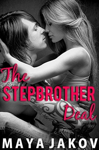 The Stepbrother Deal  by  Maya Jakov