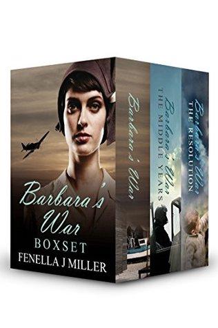 Barbaras War Box Set Fenella J Miller