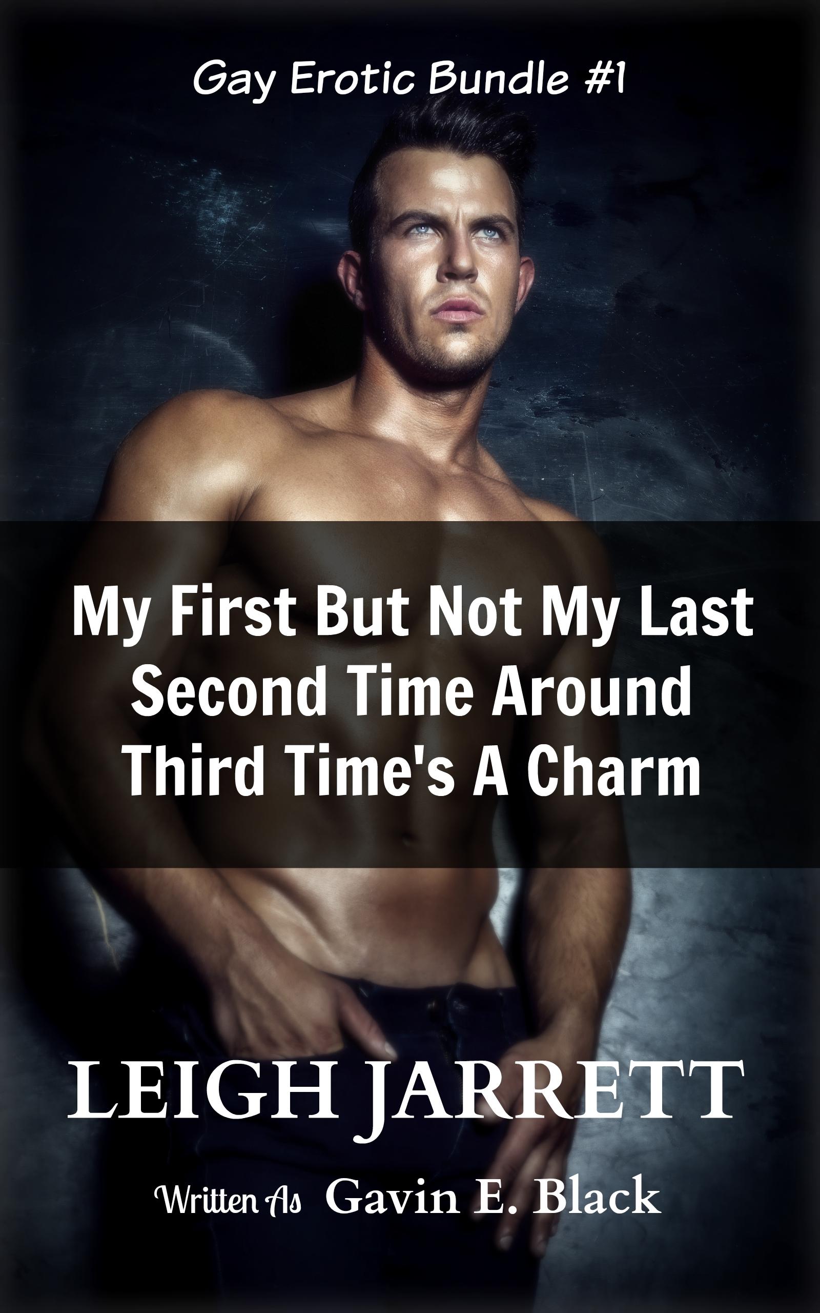 Gay Erotic Bundle #1 Leigh Jarrett