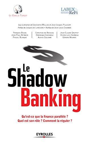 Le shadow banking: Quest-ce que la finance parallèle ? Quel est son rôle ? Comment la réguler ? Jean-Jacques Pluchart