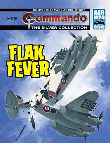 Commando #4790: Flak Fever R.A. Montague