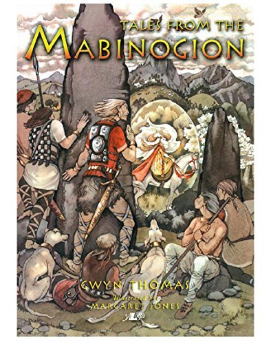 Tales from the Mabinogion: Modern adaptation of the medieval stories of Pwyll, Branwen, Manawydan and Math. Gwyn Thomas