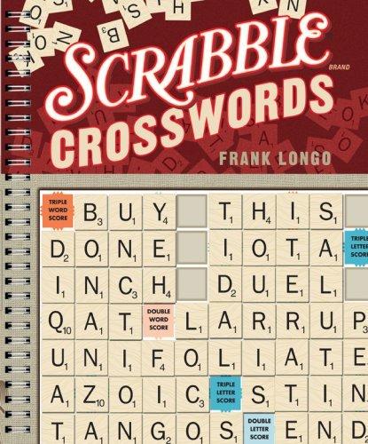 SCRABBLE™ Crosswords  by  Frank Longo
