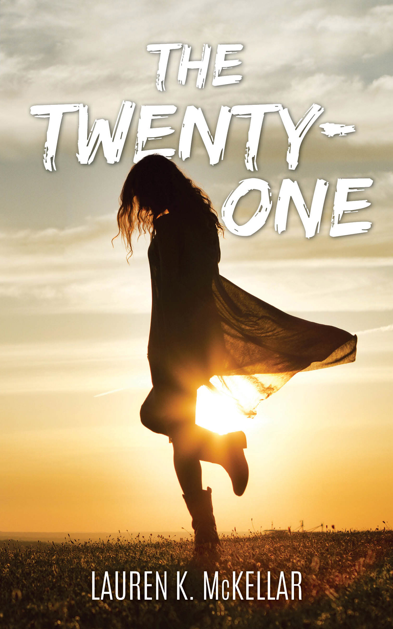 The Twenty-One (Emerald Cove #2)  by  Lauren K. McKellar