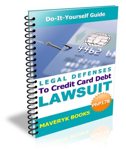 Legal Defenses To Credit Card Debt Lawsuit: In the Philippines Mark Averilla