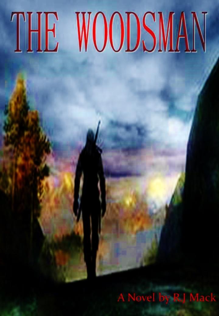 The Woodsman  by  Rachel Jane