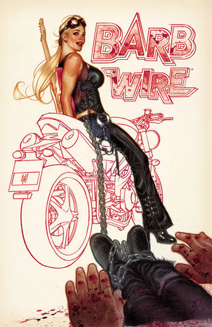 Barb Wire #2  by  Chris Warner