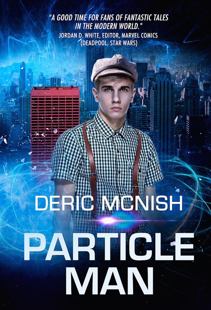 PARTICLE MAN Deric McNish