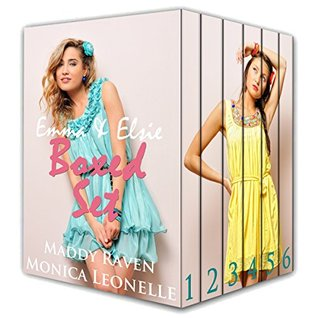 The Emma + Elsie Boxed Set: #1-6 Maddy Raven