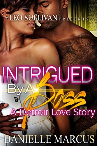 Intrigued By A Boss : A Detroit Love Story  by  Danielle Marcus