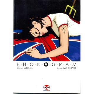 Phonogram  by  Kieron Gillen