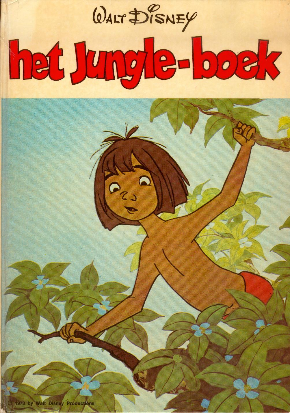 Het Jungle-boek  by  Walt Disney Company