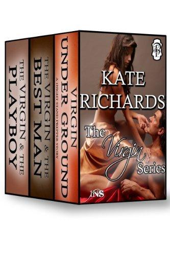 Kate Richards Box Set  by  Kate Richards