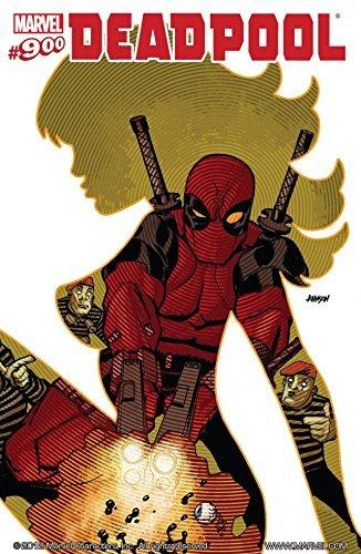 Deadpool #900  by  Various