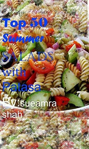 Top 50 Salads with pasta syeda sueamra shah