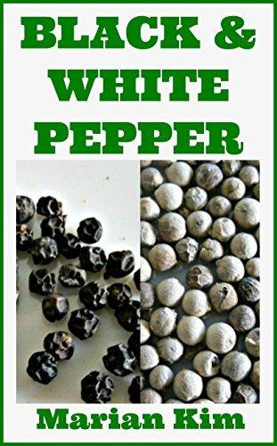 Black and White Pepper Marian Kim