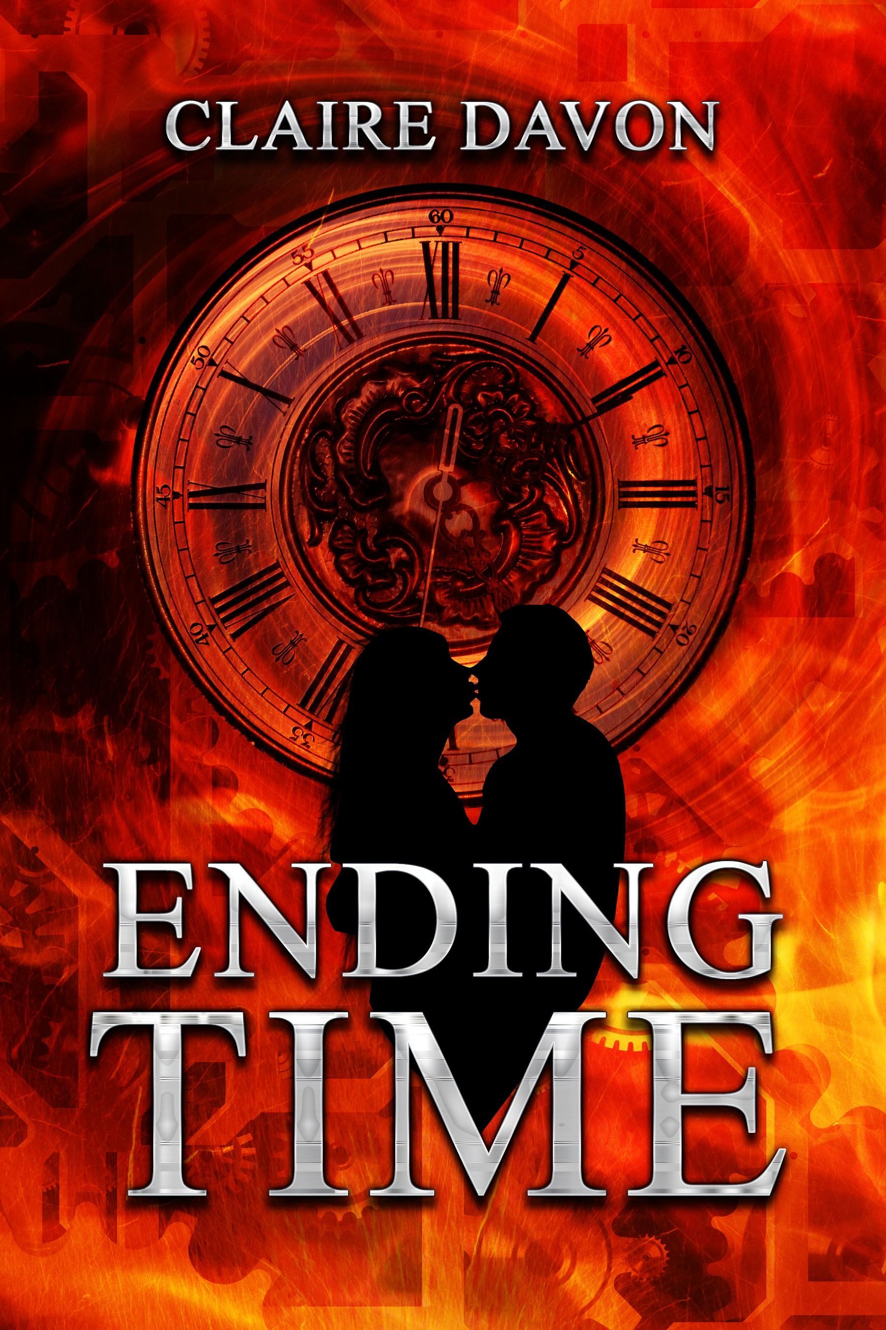 Ending Time  by  Claire Davon