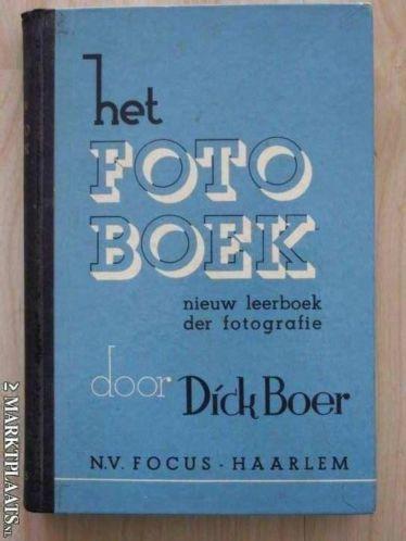 Het fotoboek  by  Dick Boer
