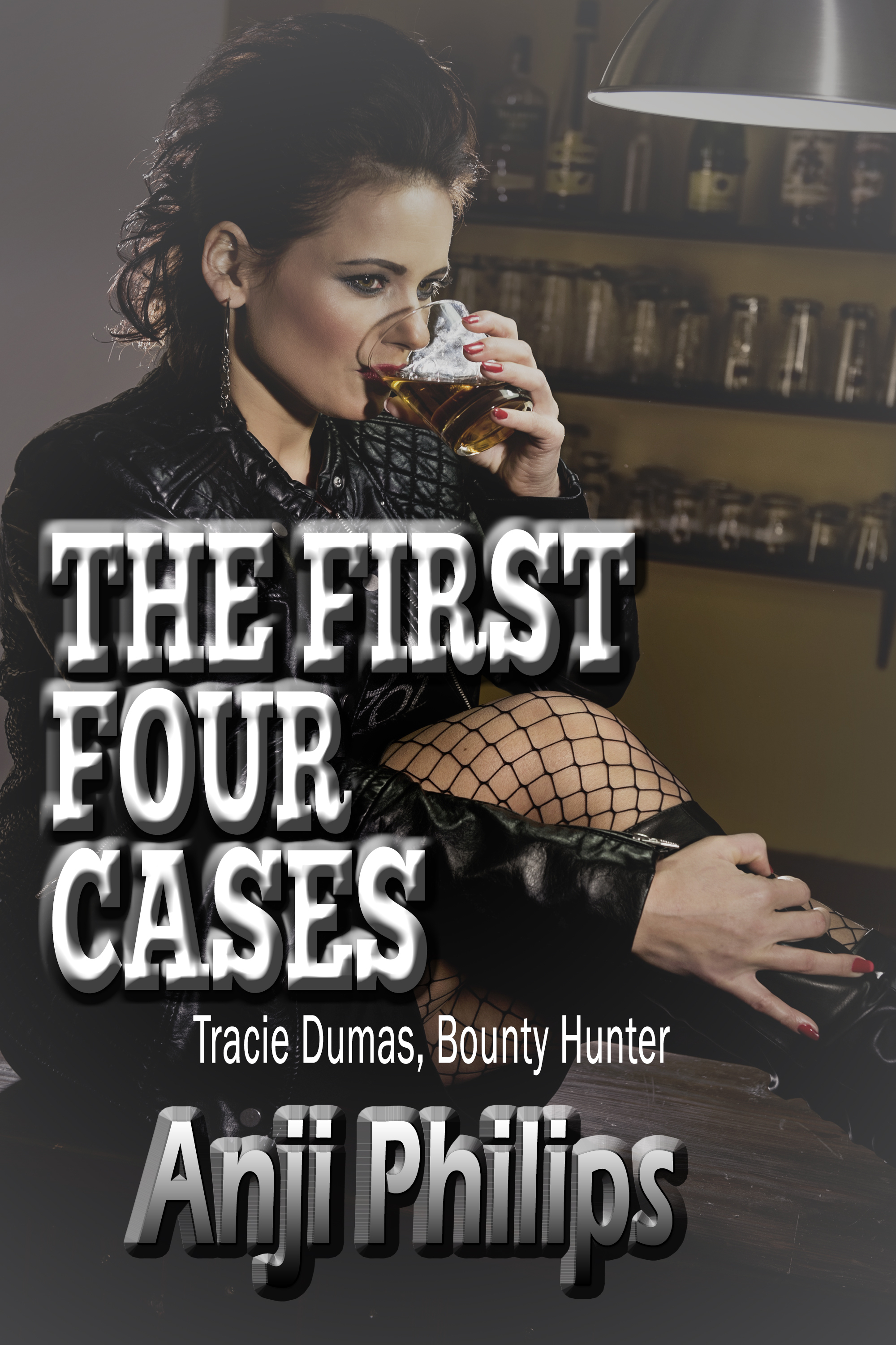 The First Four Cases  by  Anji Philips