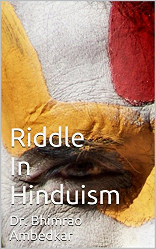 Riddle In Hinduism Dr. Bhimrao Ambedkar