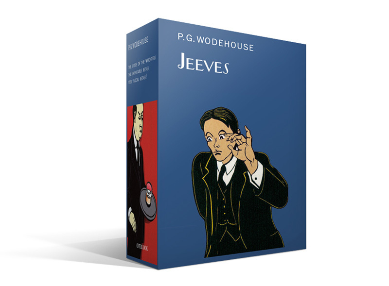The Jeeves Boxed Set: The Collectors Wodehouse  by  P.G. Wodehouse