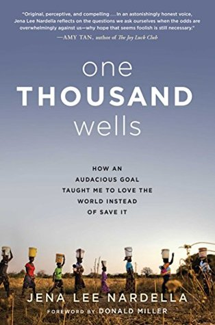 One Thousand Wells: How an Audacious Goal Taught Me to Love the World Instead of Save It  by  Jena Lee Nardella