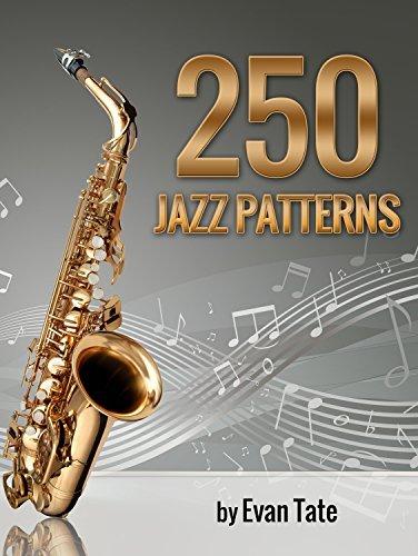 250 Jazz Patterns  by  Evan Tate