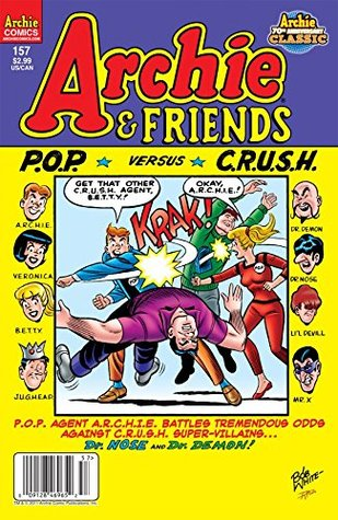 Archie & Friends #157  by  Frank Doyle