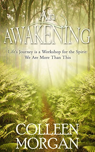 An Awakening: Lifes Journey is a Workshop for the Spirit: We Are More Than This Colleen Morgan