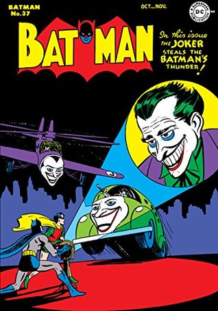 Batman (1940-) #37 Phil Berube