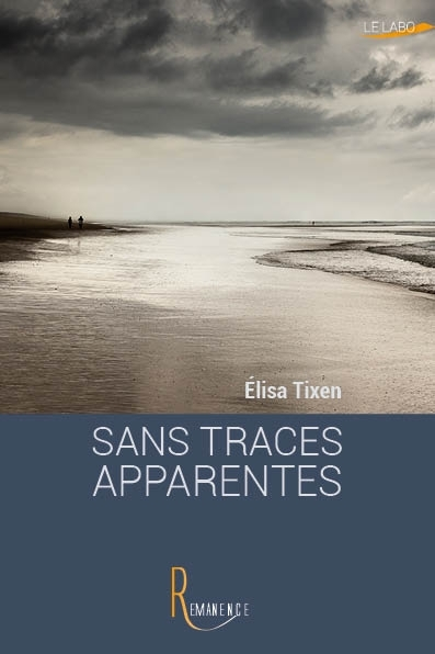 Sans traces apparentes Elisa Tixen