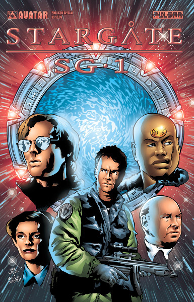 Stargate SG-1 2004 Convention Special  by  James Anthony