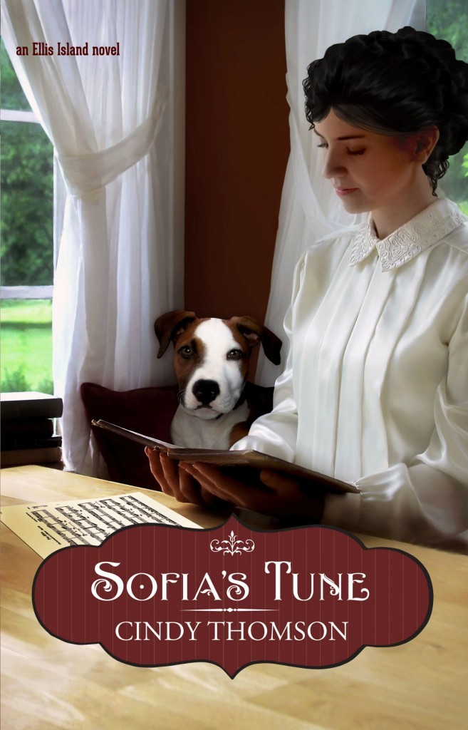 Sofia's Tune (Ellis Island #3) Cindy Thomson