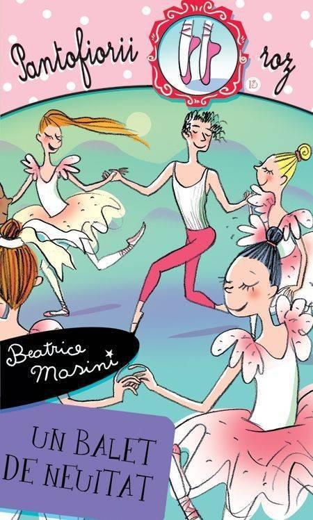 Un balet de neuitat  by  Beatrice Masini