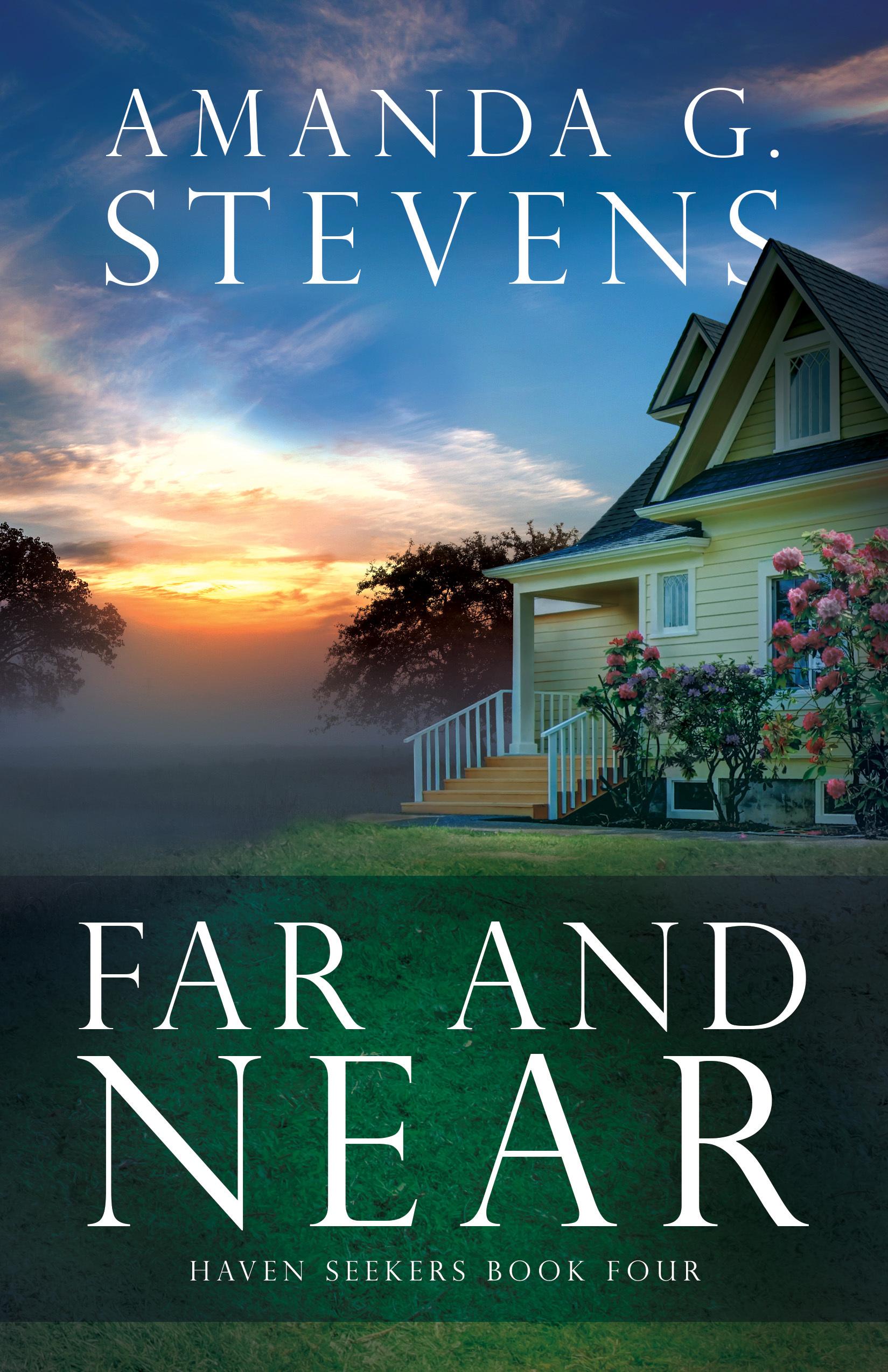 Far and Near (Haven Seekers #4) Amanda G. Stevens