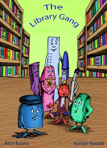 The Library Gang  by  Alan Evans